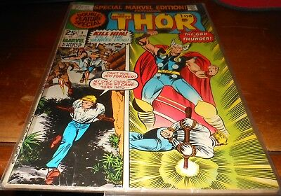 Vintage Special Marvel Edition Featuring The Mighty Thor #1 January 1971