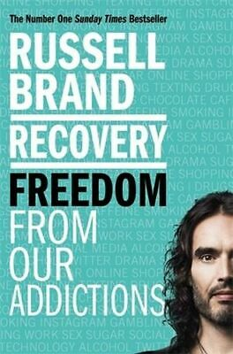 NEW Recovery By Russell Brand Paperback Free Shipping