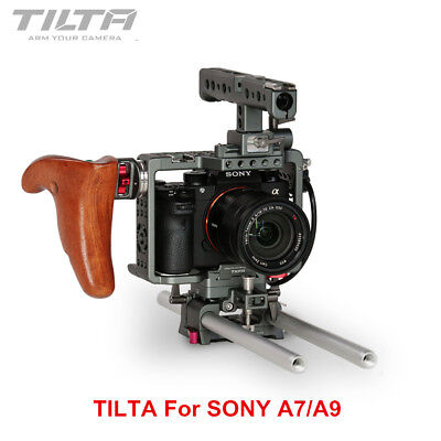 Tilta ES-T17-A1 A7/A9 Rig For Sony A7 A9 A7S2 A7R2 A7III A7R3 A7M3 A7S3 A9 Cage