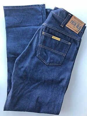 Prison Blues Mens Jeans Made In USA By Real Inmates Sz 34x32