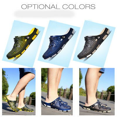 ZEACAVA Summer Breathable Beach Slippers Beach Shoes Flip Flop Hollow Out Hole