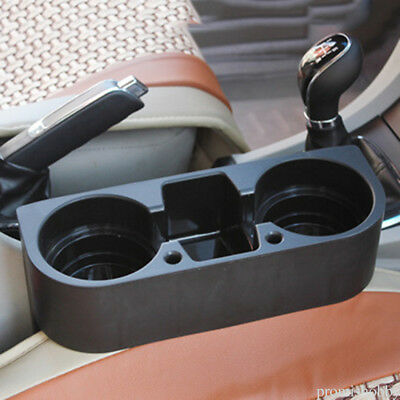 Car Cleanse Drink Seat Wedge Cup Holder Travel Coffee Bottle Table Stand NSW AU