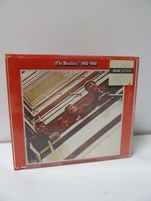 The Beatles - 1962-1966 (1993) 2 x CD's The Red Album