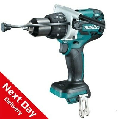 Makita DHP481Z 18v Brushless Combi Drill Body only (Free Next Day Delivery)