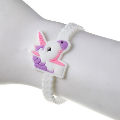 Girls Unicorn Costume jewellery bracelet -various quantities UK Joblot wholesale