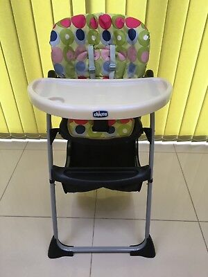 Chicco High Chair 1500 Picclick Uk