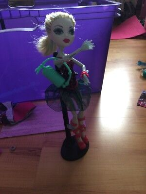 Monster High Lagoona Puppe