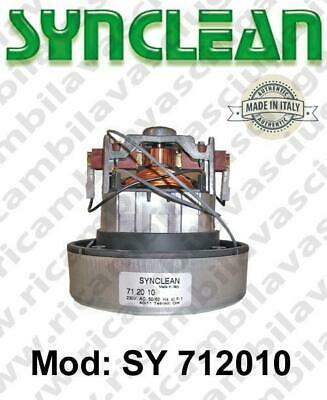 Vacuum motor SY  712010 SYNCLEAN for vacuum cleaner