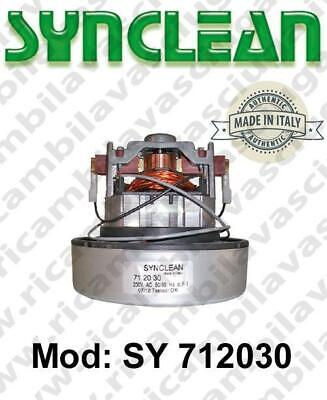 Vacuum motor SY  712030 SYNCLEAN for vacuum cleaner