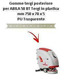 ABILA 2010 50 BT  Back Squeegee rubber Comac