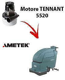 5520 Vacuum motors AMETEK for scrubber dryer TENNANT