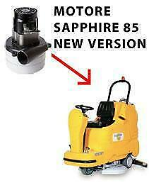 Sapphire 85 36 volt (NEW) Vacuum motors for scrubber dryer Adiatek