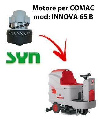 INNOVA 65 B Vacuum motor SY N for scrubber dryer Comac