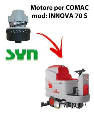 INNOVA 70 S Vacuum motor SY N for scrubber dryer Comac