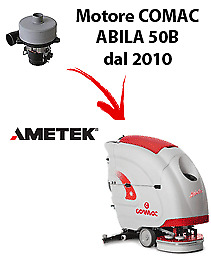 ABILA 50B 2010 (from serial number 113002718)