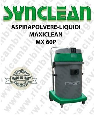 MAXICLEAN MX 60P vacuum cleaner wet and dry SYNCLEAN