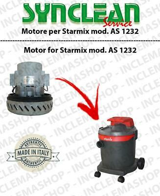 AS 1232 Vacuum motor SYNCLEAN  for vacuum cleaner STARMIX