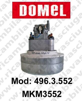 DOMEL Vacuum motor 496.3.552 MKM3552 for vacuum cleaner