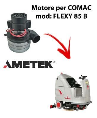 FLEXY 85 B Vacuum motors AMETEK Italia for scrubber dryer Comac