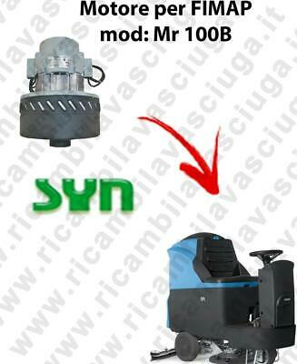Mr 100 B Vacuum motor SY N for scrubber dryer Fimap