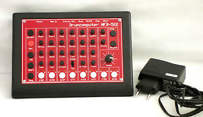 MFB-522 analoger Drumcomputer mit Sequencer