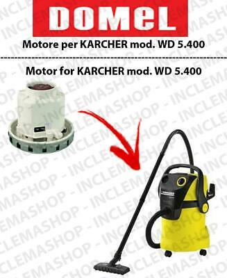WD 5.400  Vacuum motor DOMEL for vacuum cleaner KARCHER