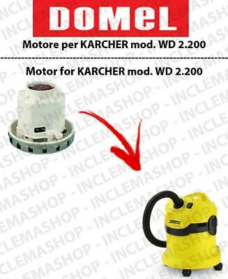 WD 2.200  Vacuum motor DOMEL for vacuum cleaner KARCHER