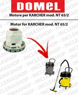 NT 65/2  Vacuum motor DOMEL for vacuum cleaner KARCHER