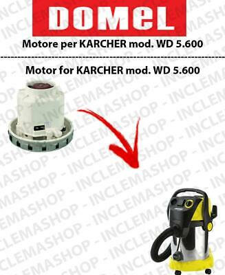 WD 5.600 Vacuum motor DOMEL for vacuum cleaner KARCHER