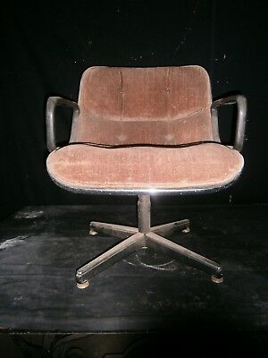 Fauteuil chaise Charles Pollock