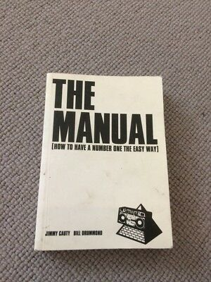 KLF; Bill Drummond; Timelords THE MANUAL paperback Ellipsis reprint How to Have