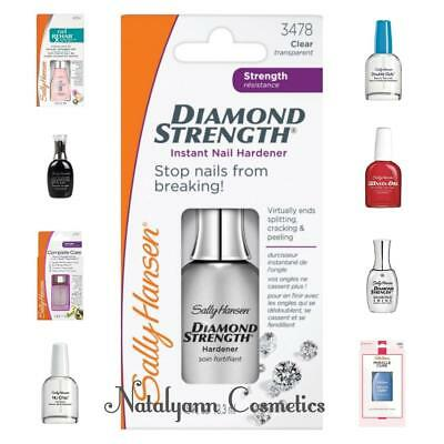Sally Hansen Nail Care Treatment  Strengthener / Hardener / Top Coat / Cuticle
