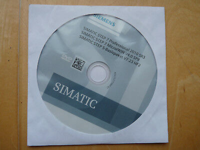 SIEMENS Step5 Step 5 Programmiersoftware 6ES5894 0MA04 Version 7.23 und Graph5II