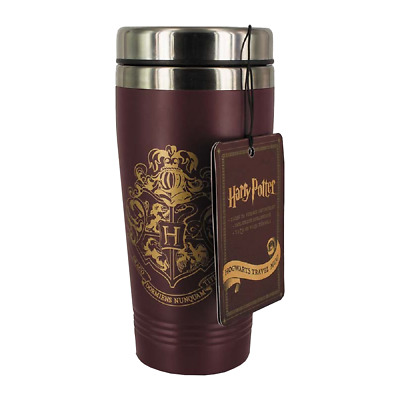 Harry Potter - Hogwarts Travel Mug - Loot - BRAND NEW