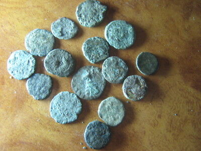 Ancient roman coins lot 82