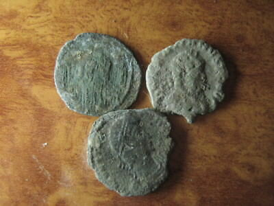 Ancient roman coins lot 80
