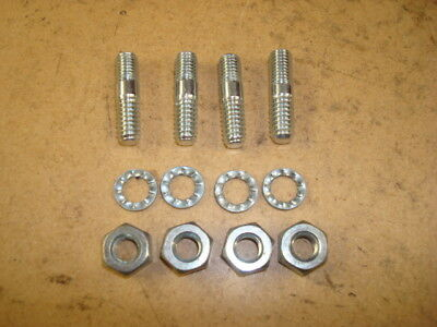 Bsa A7,a10 ,rgs ,a65 , B&m Group Sump Studs/nuts/washers (31-0222)