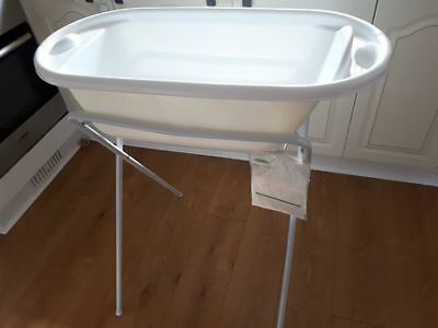 MOTHERCARE BABY Bath And Stand. Excellent condition. - £8.00 ...