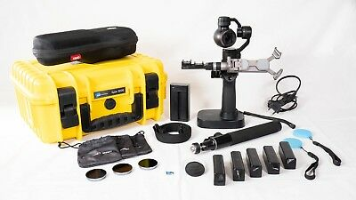 DJI Osmo X3 4k 12MP Camera and Gimbal with many accessories