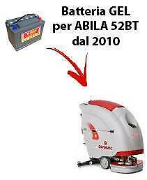 Battery for ABILA 52BT scrubber dryer COMAC DAL 2010