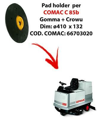 PAD HOLDER for scrubber dryer COMAC C 85. Code comac: 66703020