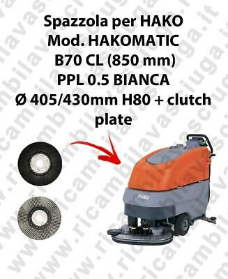 Cleaning Brush for scrubber dryer HAKO Model HAKOMATIC B70 CL (850mm)