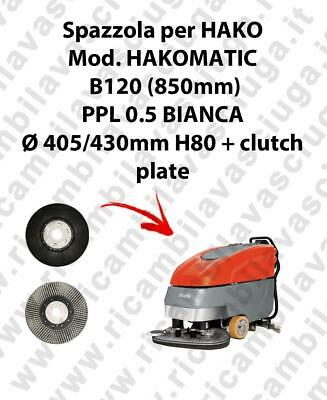 Cleaning Brush for scrubber dryer HAKO Model HAKOMATIC B120