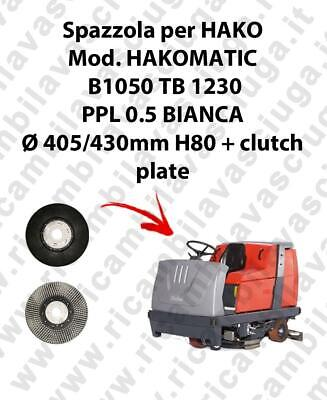 Cleaning Brush for scrubber dryer HAKO Model HAKOMATIC B1050 TB1230