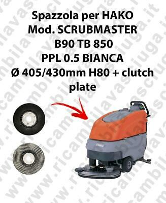 Cleaning Brush for scrubber dryer HAKO Model SCRUBMASTER B90 TB 850