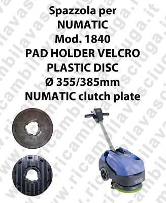 PAD HOLDER VELCRO for scrubber dryer NUMATIC Model 1840