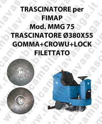 Padholder for scrubber dryer FIMAP model MMG 75