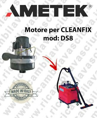 DS8 AMETEK Vacuum motor for scrubber dryer CLEANFIX