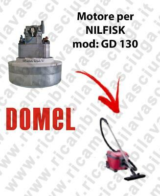 GD 130 Vacuum motor for vacuum cleaner NILFISK