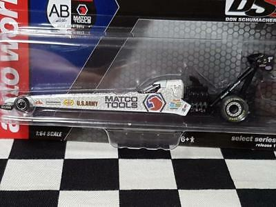 2017 Anton Brown Matco Tools  DSR 1:64th Top Fuel Dragster